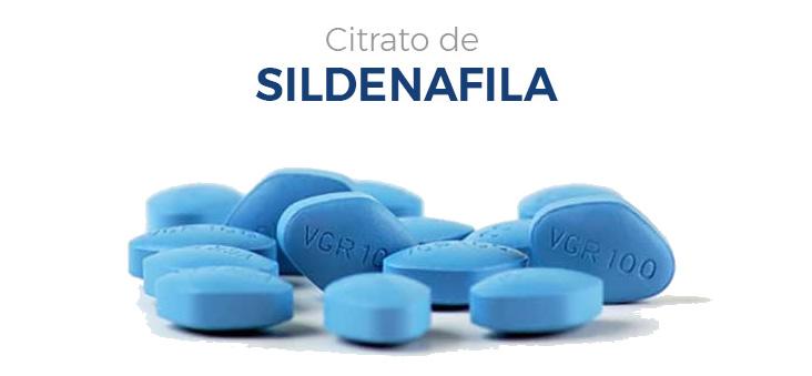 Viagra Citrato de Sildenafila
